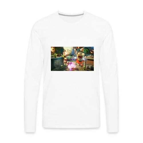 pvz garden warfare merch - Men's Premium Long Sleeve T-Shirt