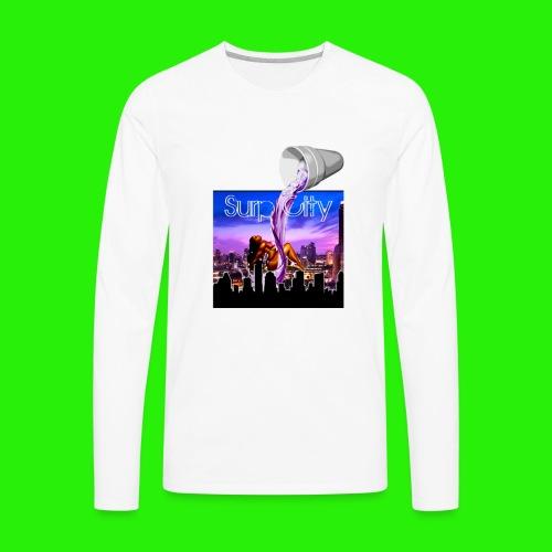 Surp City - Men's Premium Long Sleeve T-Shirt