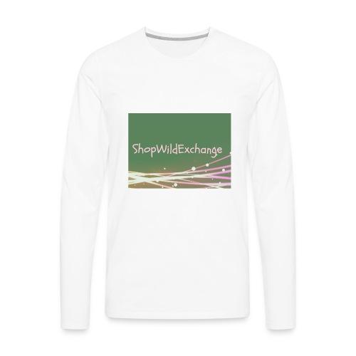 Basic design - Men's Premium Long Sleeve T-Shirt