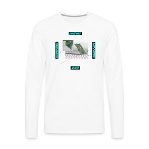 Around The World - Men's Premium Long Sleeve T-Shirt