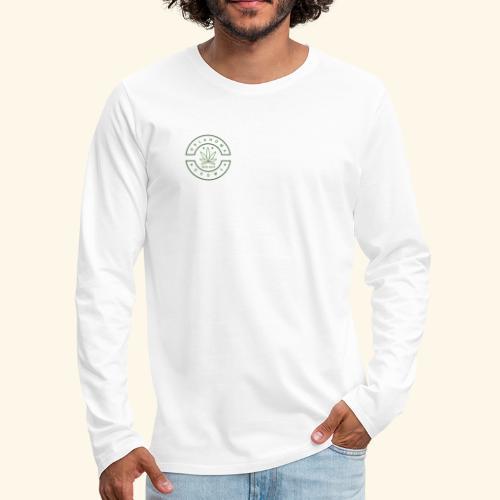 Oklahoma Grows - Men's Premium Long Sleeve T-Shirt