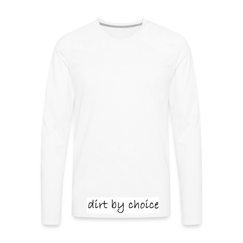 dbc4 - Men's Premium Long Sleeve T-Shirt