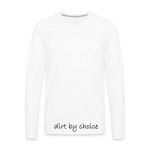 dbc4 - Men's Premium Long Sleeve T-Shirt