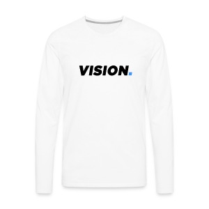 Vision Apparel - Men's Premium Long Sleeve T-Shirt
