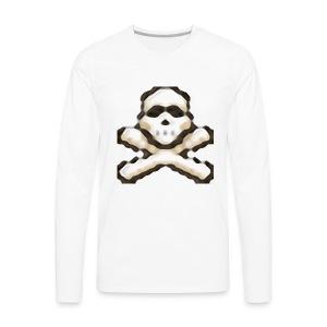Wildy Shirt - T-shirt Premium à manches longues pour hommes