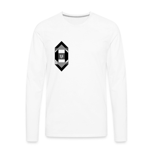 R.Lone Soldier - Men's Premium Long Sleeve T-Shirt