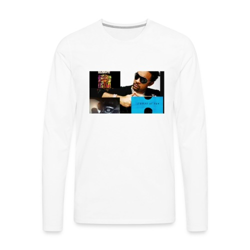 Everest Stanton is awesome phone case - Men's Premium Long Sleeve T-Shirt