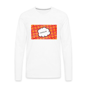 app boom - Men's Premium Long Sleeve T-Shirt