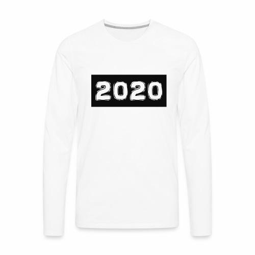 2020 Top - Men's Premium Long Sleeve T-Shirt