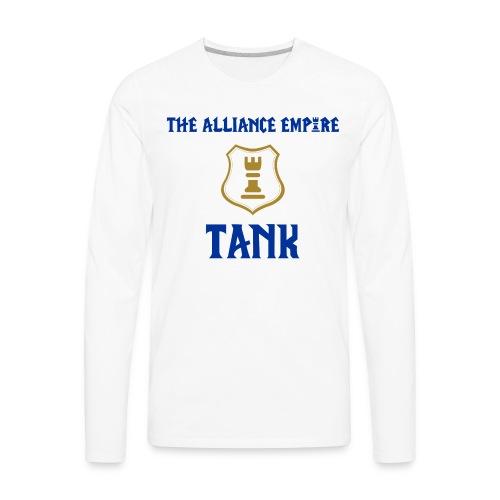 Empire Tank - Men's Premium Long Sleeve T-Shirt