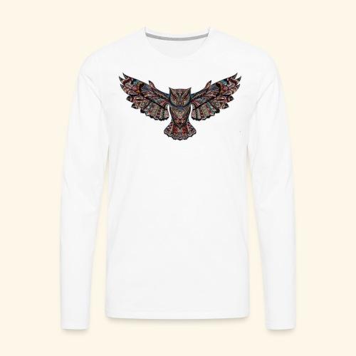Night Stalker - Men's Premium Long Sleeve T-Shirt