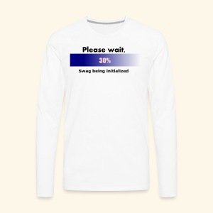 Swag T-Shirts for Young People - Men's Premium Long Sleeve T-Shirt