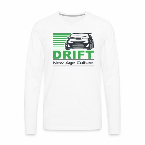 DRIFT FRS - Men's Premium Long Sleeve T-Shirt