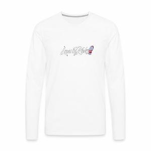 LAIRS0FKICKZ - Men's Premium Long Sleeve T-Shirt