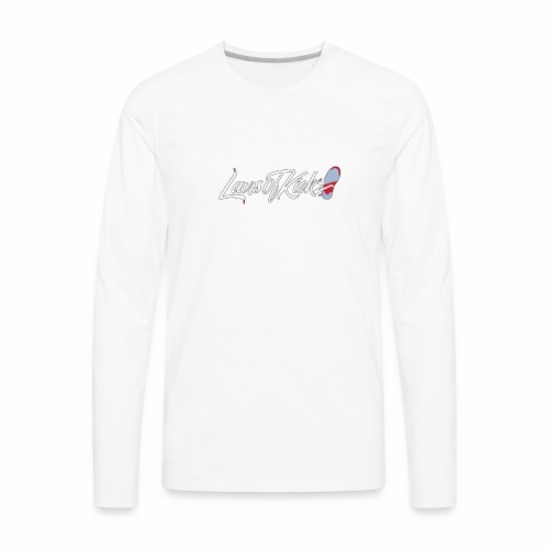LAIRS0FKICKZ - Men's Premium Long Sleeve T-Shirt