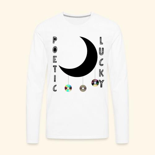 Poetic Lucky - Men's Premium Long Sleeve T-Shirt