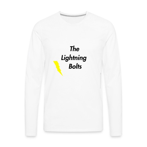 The Lightning Bolts - Men's Premium Long Sleeve T-Shirt