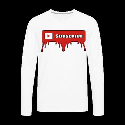 Dripping Subs - Men's Premium Long Sleeve T-Shirt