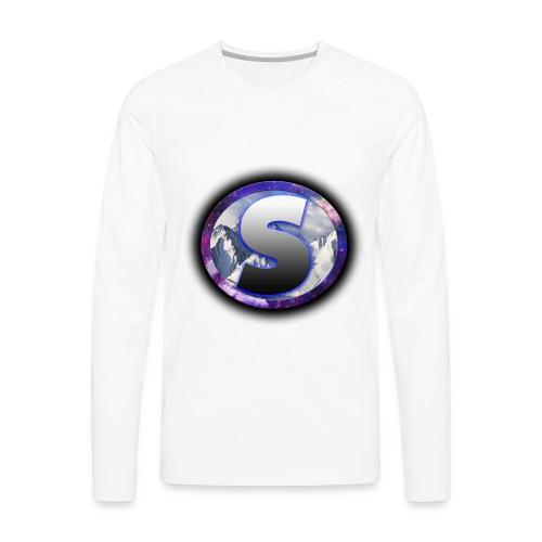 Spass Logo - Men's Premium Long Sleeve T-Shirt