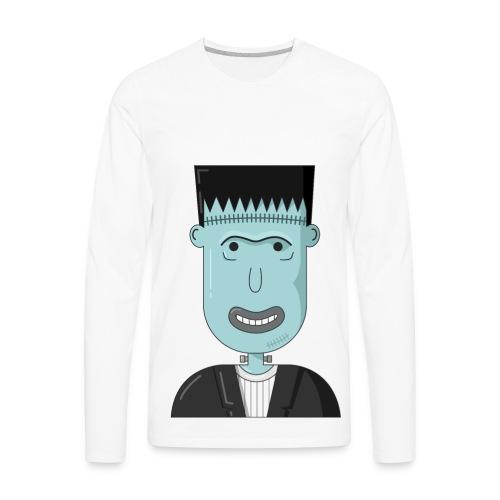 Frankenstein - Men's Premium Long Sleeve T-Shirt