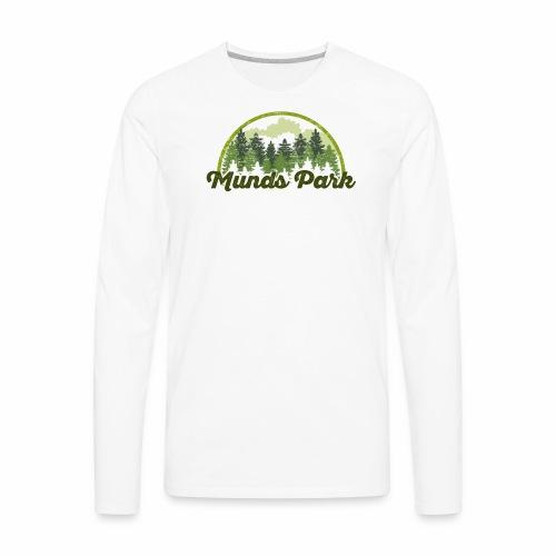 Munds Park Forest - Men's Premium Long Sleeve T-Shirt