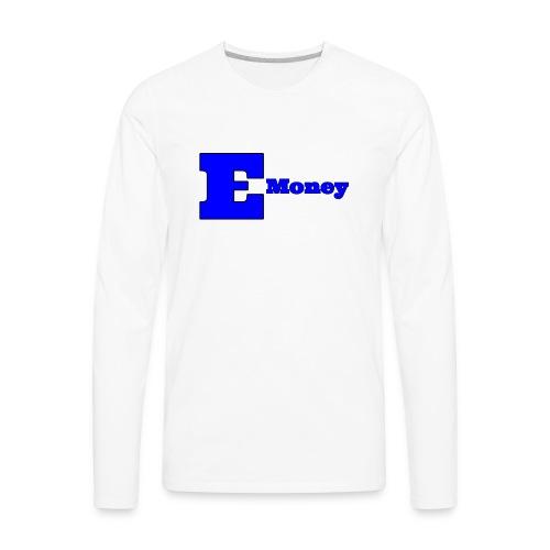 EMoney #1 - Men's Premium Long Sleeve T-Shirt