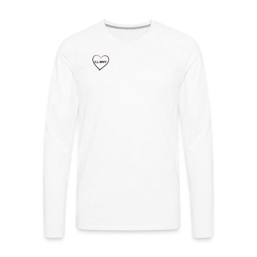 I.L.why ❤️ - Men's Premium Long Sleeve T-Shirt
