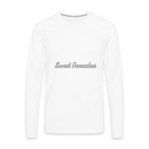 Sweet Pancakes - Men's Premium Long Sleeve T-Shirt