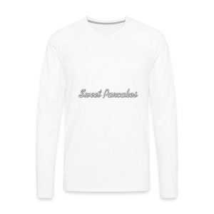 Sweet Pancakes - Men's Premium Long Sleeve T-Shirt