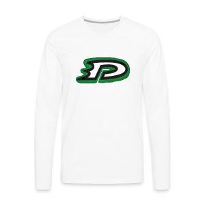 Danny Phantom merch - Men's Premium Long Sleeve T-Shirt