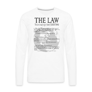 The Global Estate Trust is on a shirt! - Men's Premium Long Sleeve T-Shirt