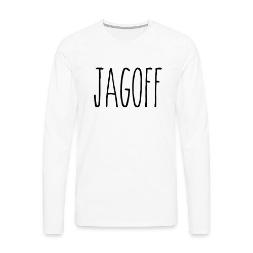 Jagoff R.D. - Men's Premium Long Sleeve T-Shirt
