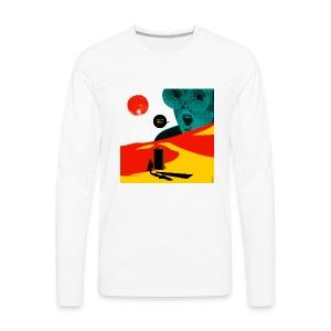 The Dream - Men's Premium Long Sleeve T-Shirt
