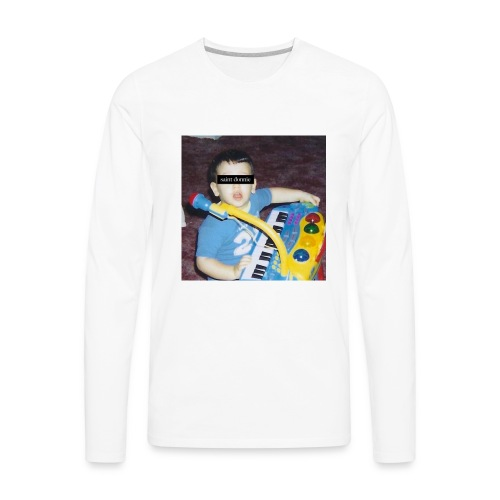 childhood - Men's Premium Long Sleeve T-Shirt