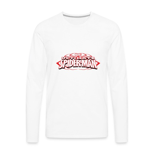Ultimate spiderman t-shirts - Men's Premium Long Sleeve T-Shirt