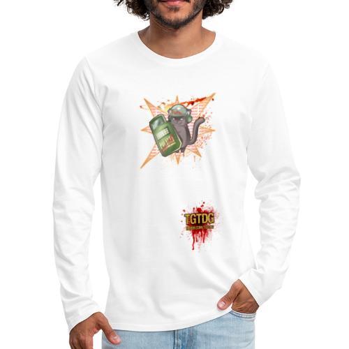 TGCat - Men's Premium Long Sleeve T-Shirt