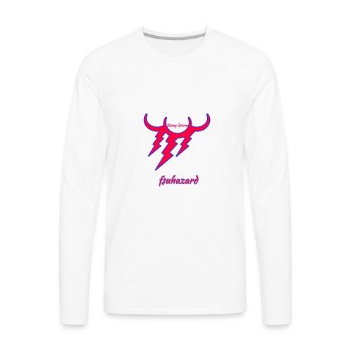 Fsuhazard - Men's Premium Long Sleeve T-Shirt