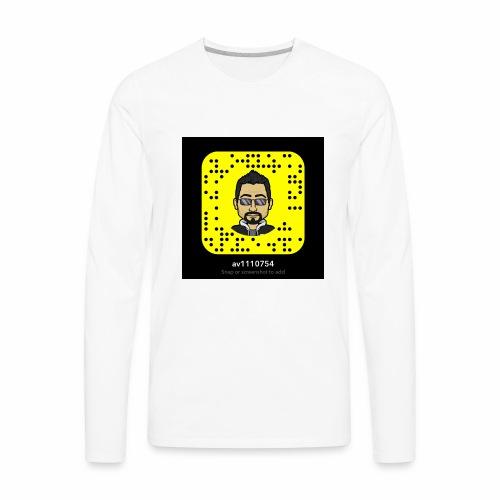 553489CD 4070 4E38 870C 1025383D31DB - Men's Premium Long Sleeve T-Shirt