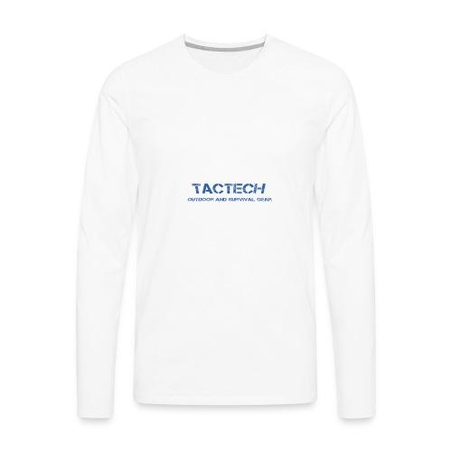 TacTech - Men's Premium Long Sleeve T-Shirt