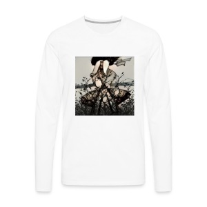 AFRO BUNNY collection - Men's Premium Long Sleeve T-Shirt