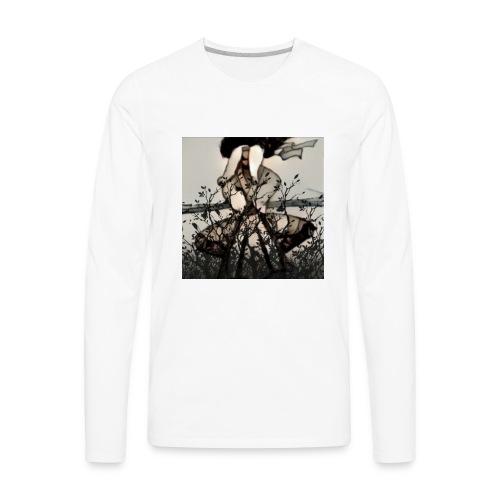 AFRO BUNNY collection - Men's Premium Long Sleeve T-Shirt