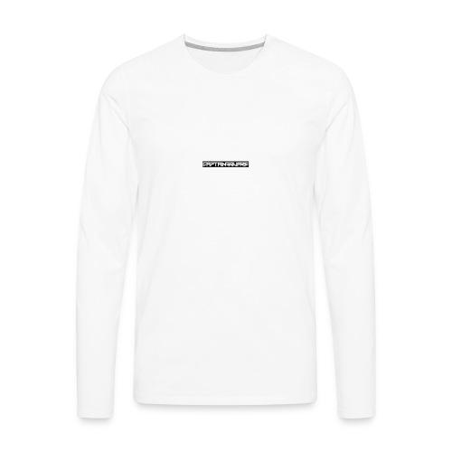 CaptainSquare - Men's Premium Long Sleeve T-Shirt