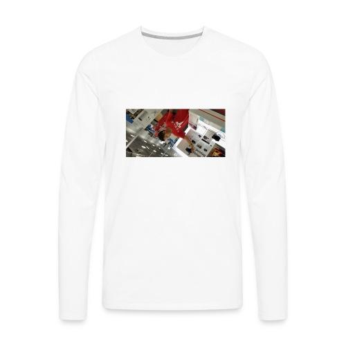 Vlog shirt - Men's Premium Long Sleeve T-Shirt