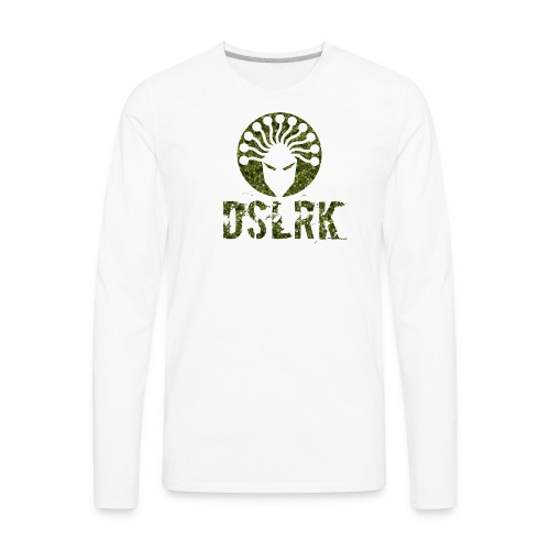 SNAKE DSLRK Shirts - Men's Premium Long Sleeve T-Shirt