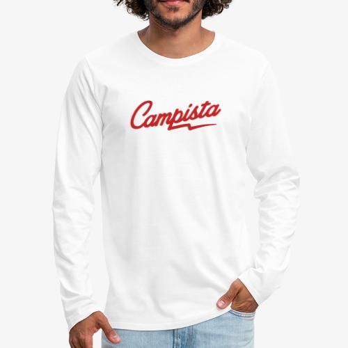 Campista Simplicity - Men's Premium Long Sleeve T-Shirt
