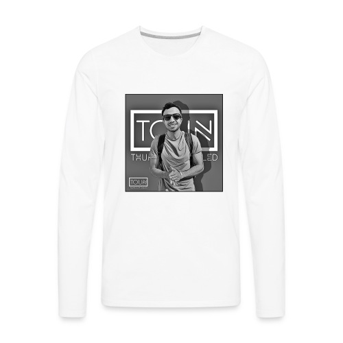 Thunayyan Khalid - Men's Premium Long Sleeve T-Shirt