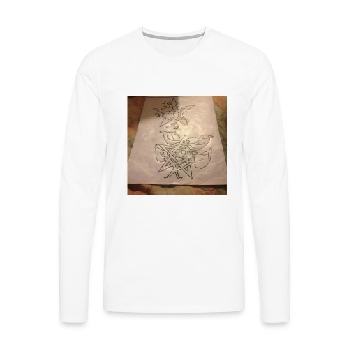 My own designs - Men's Premium Long Sleeve T-Shirt