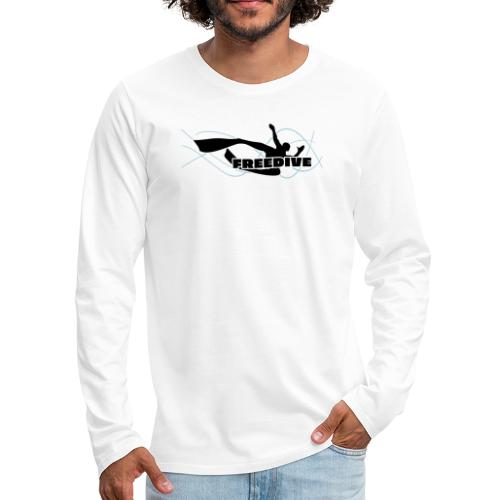 Freediver - Men's Premium Long Sleeve T-Shirt