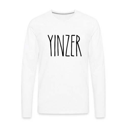 Yinzer R.D. - Men's Premium Long Sleeve T-Shirt