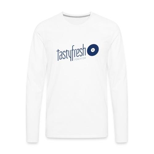 Tastyfresh Logo 2018 - Men's Premium Long Sleeve T-Shirt